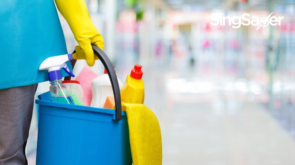 10 Cheapest Cleaning Services In Singapore Singsaver