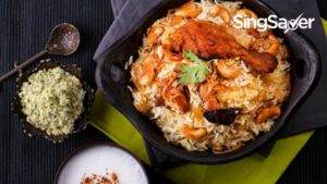 Where to Get the Best Briyani in Singapore?
