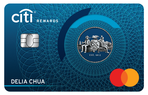 Citi Rewards Credit Card | SingSaver