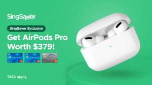 Get Free Apple AirPods Pro Or Jabra Elite Active 75T On SingSaver