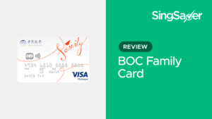 BOC Family Card Review: Upsized Cashback On Your Family Outings