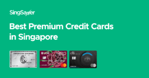Best Premium Credit Cards In Singapore (2020)