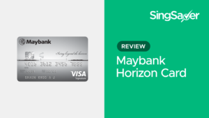Maybank Horizon Visa Signature Review: Amass Miles Over Dining And Regular Commutes