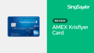 Amex KrisFlyer Credit Card Review: Entry-Level Card For All Miles Beginners