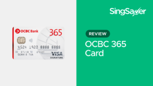 OCBC 365 Credit Card Review (2021): A Cashback Card For Day-To-Day Spending