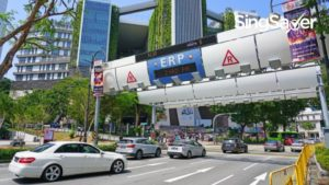 Guide To Electronic Road Pricing (ERP) Rates, Gantries And Operating Hours