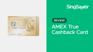American Express True Cashback Card Review (2021): 1.5% Cashback On Just About Everything