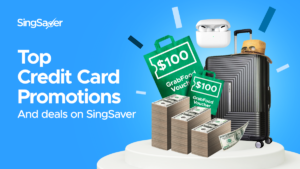 Top Credit Card Promotions And Deals On SingSaver (March 2021)