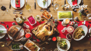 Best Christmas Dining Deals That Come With Your Credit Cards