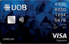 UOB YOLO Card