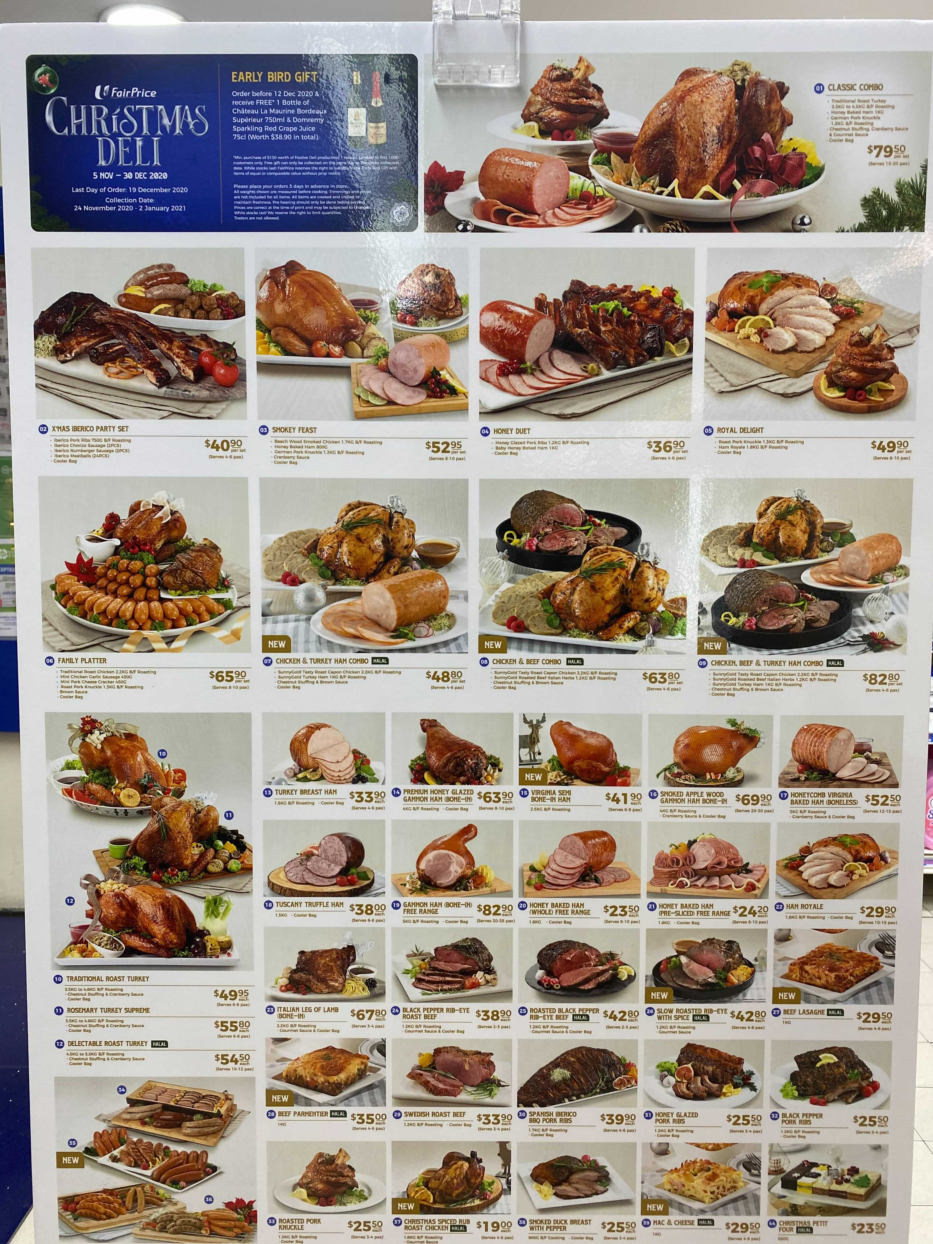 Fairprice Christmas Catalogue 2021 8 Christmas Turkeys From Supermarkets Butchers That Are Under 120