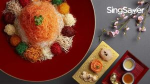 6 Outstanding Yu Sheng Platters for Chinese New Year 2021