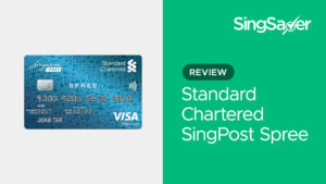 SCB Spree Credit Card Review: Cashback Card Made For Online Shoppers