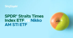 SPDR STI ETF vs Nikko AM STI ETF: A Comparison In A Jiffy