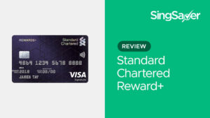 Standard Chartered Rewards+ Review: Accelerated Points For Online & Dining Spends