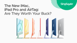The New Apple iMac, iPad Pro, AirTag and TV 4K (2021): Are They Worth Your Buck?