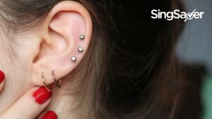 Cost Guide: Ear Piercing And Where Can You Do It In Singapore