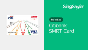 Citi SMRT Card Review: Save 5% On Transport, Groceries & Online Shopping With No Monthly Cap