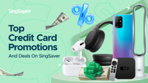 Top Credit Card Promotions And Deals On SingSaver (September 2021)
