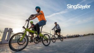 Affordable Foldable Bikes In Singapore: Cost, Bike Shop To Visit, Delivery Fees And More