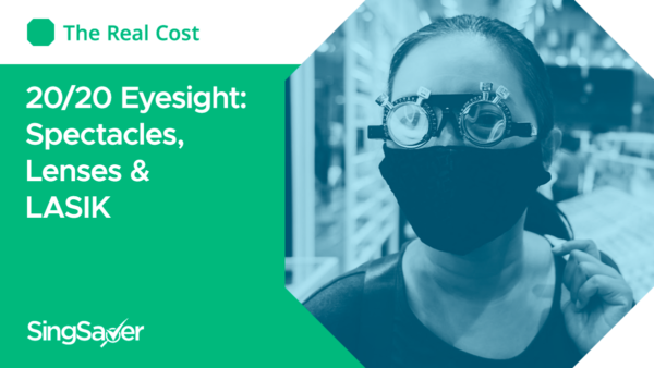 The Real Cost Of 20/20 Perfect Eyesight: Spectacles, Contact Lenses, LASIK And SMILE