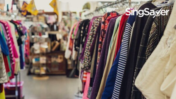 7 Best Thrift Shops in Singapore That Offer Sustainability and Style