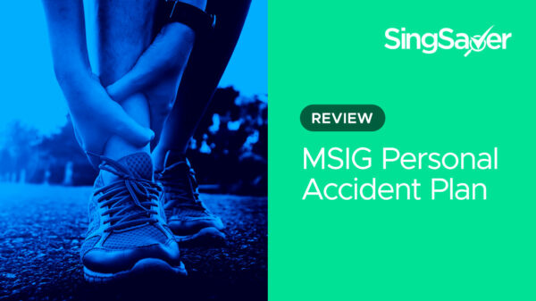MSIG Personal Accident Insurance (ProtectionPlus) Review: Affordable Accident Protection for the Whole Family