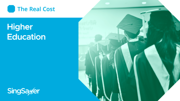 The Real Cost: How Much Does Higher Education Really Cost in Singapore?