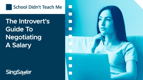 School Didn't Teach Me: How To Rock The Salary Talk If You're An Introvert